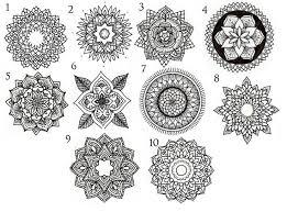 tattoo meaning mandala grey and black mandala tattoo design