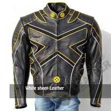 biker jacket men xmen 3 wolvrine movie leath 1000x1000 jpg