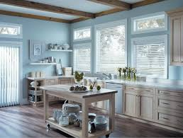 kitchen white kitchen window venetian blind for cottage house