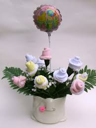 Baby Shower Flower Centerpieces by Baby Shower Diaper Centerpiece Baby Flower Centerpiece Baby