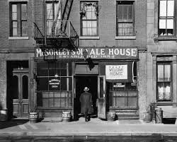 The Ghost Writer House The Secrets Of Nyc U0027s Oldest Bar New York Post