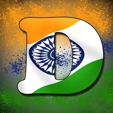 new indian flag letters wallpaper android apps on google play