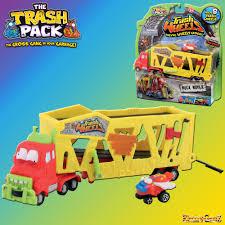 trash pack trash wheels muck mover truck
