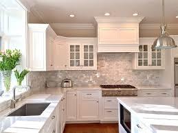 kitchen with stone tile u0026 custom hood in darien ct zillow digs