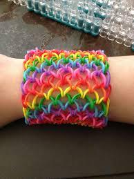 looms bracelet easy images Diy dragon scale cuff loom bracelet free video guide jpg