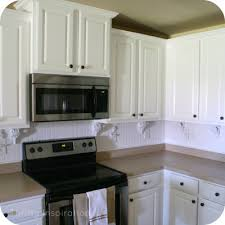 Rustoleum Kitchen Makeover - painted kitchen cabinets frugal kitchen makeover with paint