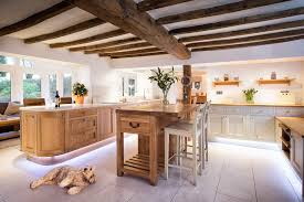 free standing kitchen island with breakfast bar free standing breakfast bar kitchen contemporary with bay window