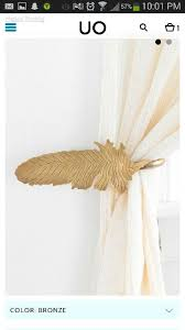 Where To Buy Curtain Tie Backs 62 Best Decor Ideas Curtain Tie Backs Images On Pinterest