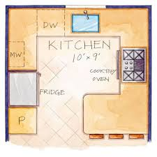 the 25 best small kitchen floor plans ideas on pinterest