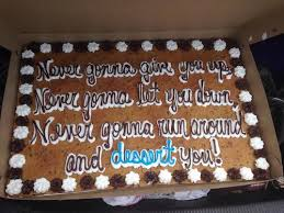 Meme Birthday Cake - birthday cakes for people with a good sense of humor smosh