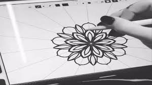ideas collection printable mandala drawing app ipad for your