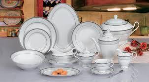 white porcelain dinner set bright future china