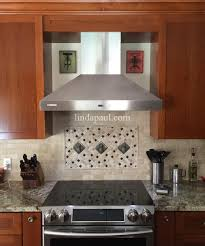 kitchens with tile backsplashes pineapple kitchen backsplash design idea paul studio