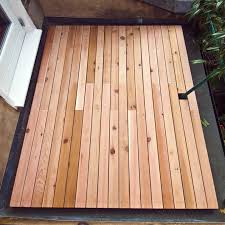 wooden deck boards commercial western silva timber products