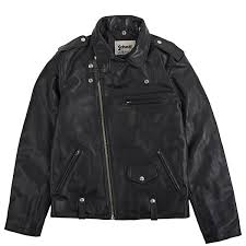 schott nyc lc2317 leather jacket