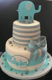 baby shower boy cakes living room decorating ideas elephant baby shower cake
