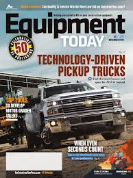 equipment today november 2015 by forconstructionpros com issuu