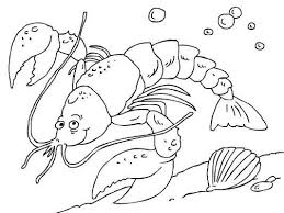 10 free sea animals coloring pages images free