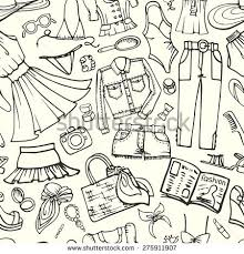 dress pattern stock images royalty free images u0026 vectors