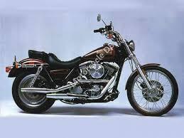 1988 harley davidson fxrt 1340 sport glide moto zombdrive com