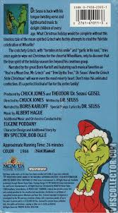 how the grinch stole christmas vhscollector com your analog