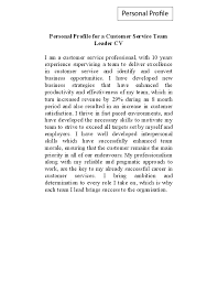 Profile On Resume Example by 18 What To Put In Profile On Resume Revising My Curriculum