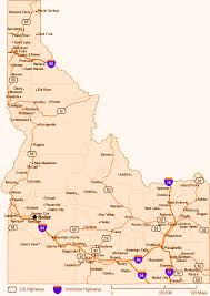 map of idaho cities map of idaho cities and towns map