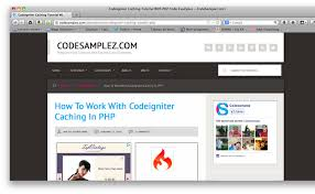 tutorial php web 10 awesome tutorials to master codeigniter dzone web dev