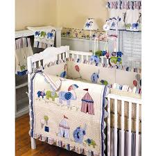 Circus Crib Bedding Nursery Quixote