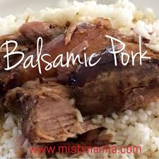 Balsamic Roast Beef In Oven Fit For Life Crock Pot Balsamic Pork Roast 21 Day Fix Approved