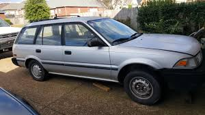 Toyota Corolla 1989 Cash For Cars Wauwatosa Wi Sell Your Junk Car The Clunker Junker