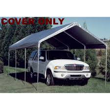 10 X 5 Canopy by King Canopy 10 X 20 Ft Drawstring Replacement Cover Hayneedle