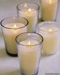 jelly jar candles martha stewart