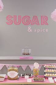 sugar and spice and everything baby shower something sweet for a sugar spice baby shower paper