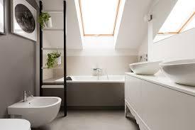 small attic bathroom ideas attic bathroom interior design ideas