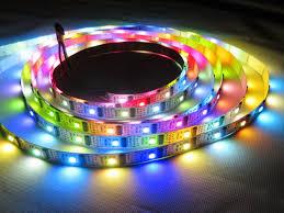 programmable led light strips 1m 4m 5m ws2812b smart led pixel strip black white pcb 30 60 144