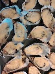 cuisiner la lotte marmiton huîtres chaudes aux échalotes recette huitre chaude huitre et