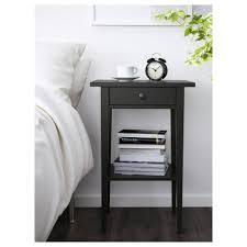 Bookshelf Drawers Nightstand Beautiful Inch Wide Nightstand Hemnes Black Brown