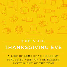 buffalo s thanksgiving a list of the coolest places to visit