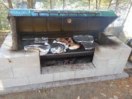 Home Rotisserie Design Ideas Here S How To Build A Bbq Rotisserie Pit For Less Than 250 Bbq