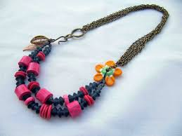 handmade bead necklace designs images April 2013 something to do with your hands jpg