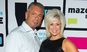 what hair spray does teresa caputo use theresa caputo splits from husband larry after 28 years daily