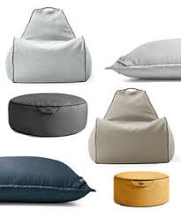 chunky wool grey knit stuffed bean bag kids u0027 bean bag chair