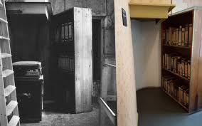 Anne Frank House Floor Plan Publication Of Anne Frank U0027s Diary Saved Her U0027secret Annex U0027 From