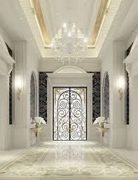 luxury interior design for an entrance lobby by ions design www