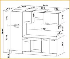 dimension meuble cuisine meuble de cuisine dimension idée de modèle de cuisine
