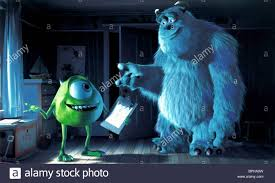 mike wazowski james sullivan monsters monsters 2001