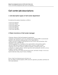 Call Center Supervisor Resume  supervisor resume  production