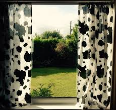 Cow Print Kitchen Curtains Design Cow Curtains Inspirational Print Kitchen Taste