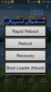 boot apk how to boot in recovery mode without touching